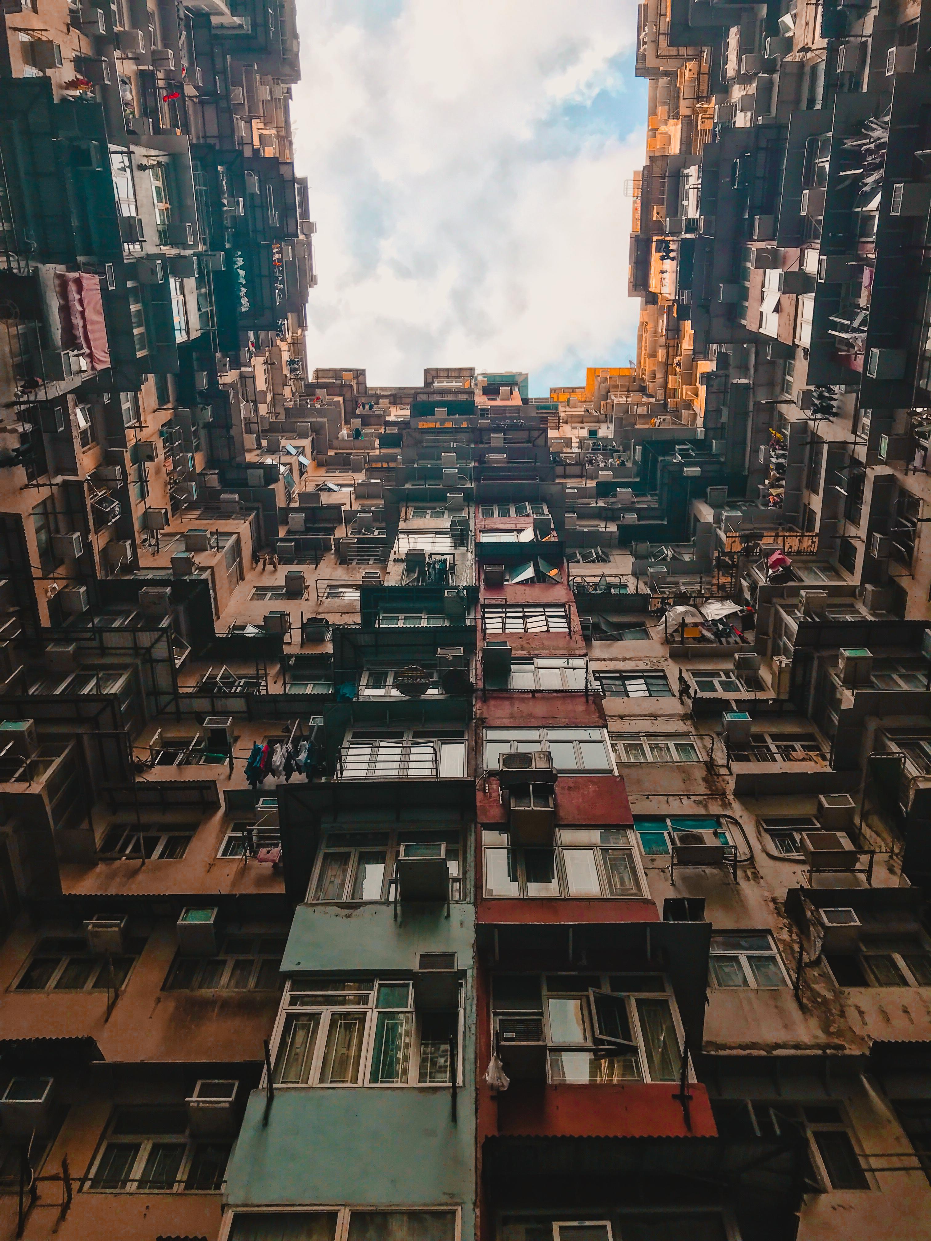 Yick Fat Housing Estate Hong Kong