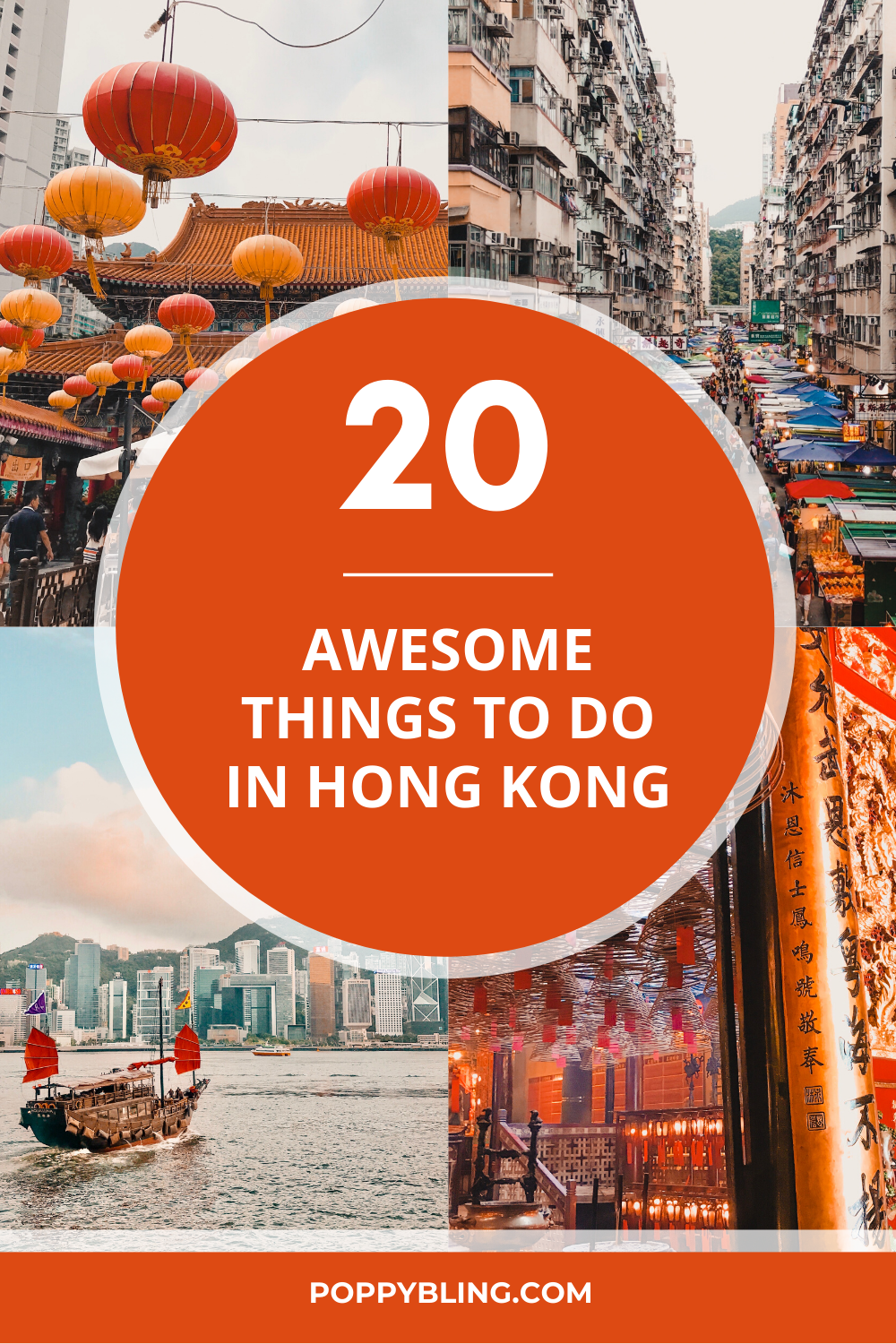 20 awesome things to do in Hong Kong